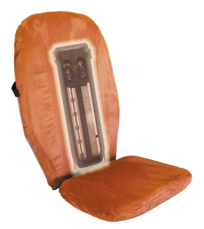Kit coussin massant shiatsu pour fauteuil de relaxation ebay - Dossier massant shiatsu ...