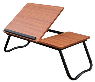 tablette de lit plateau inclinable pour repas ou pc portable id e cadeau ebay. Black Bedroom Furniture Sets. Home Design Ideas