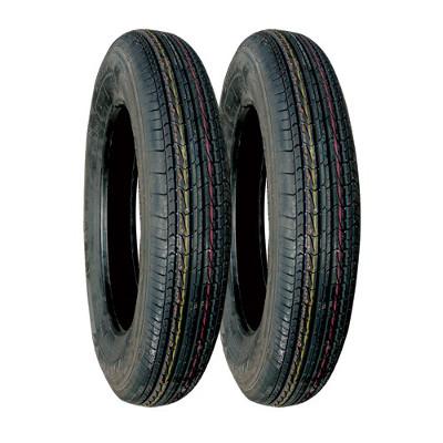 lot de 2 pneus neufs 135 15 tubeless pour m hari 2cv dyane ami 6 8 ebay. Black Bedroom Furniture Sets. Home Design Ideas